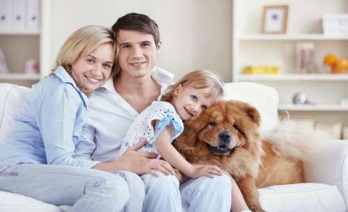 menestyvän ihmisen perhe-elämä kukoistaa