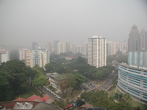 Raskasmetalleja kaupungissa
