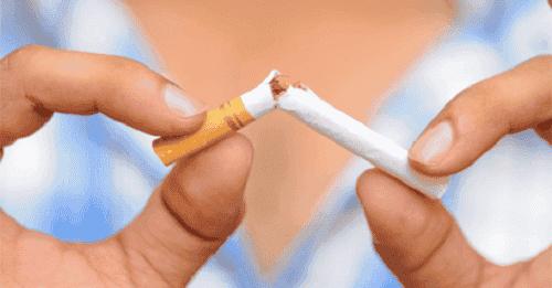 Luonnollisia kotikonsteja tupakoinnin lopettamiseksi