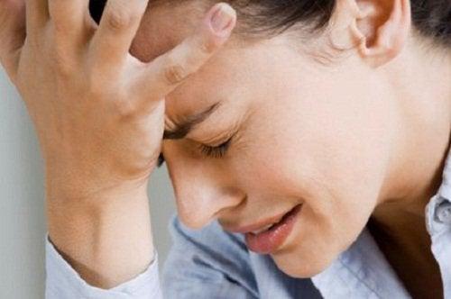 haimatulehduksen merkit: epätoivoisen paha olo