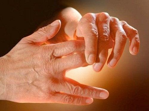 käsien pistely sydän