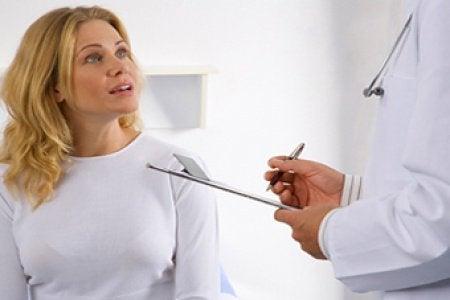 Lääkärin vastaanotto