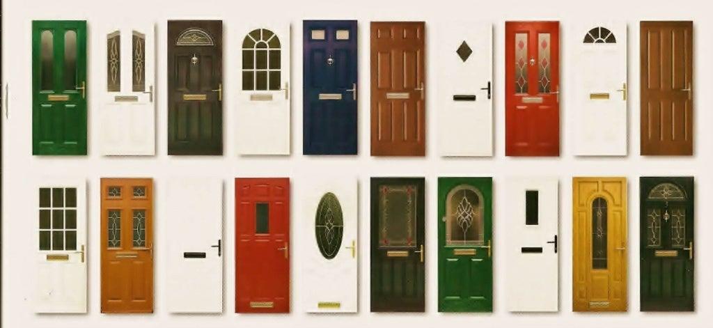 Tavalliset ovet