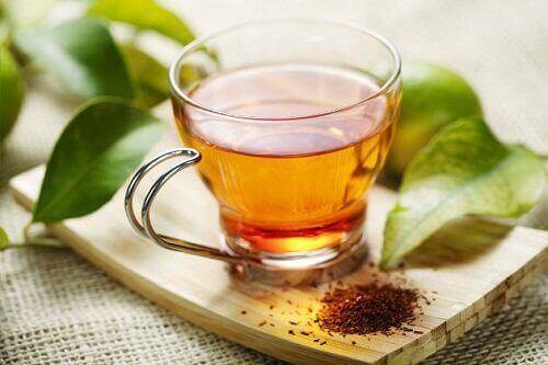 2 magnesiumpitoisinta teetä: rooibos