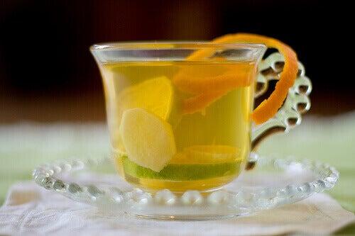 limaa poistavat sitruunat