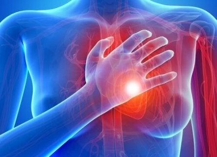 vältä syömästä sydämelle haitallista ruokaa