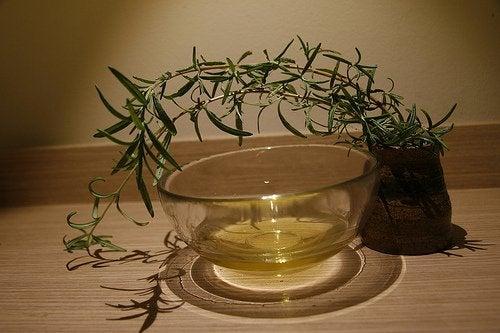 Teepuuöljy auttaa poistamaan hometta