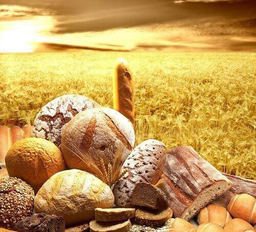 vaihda valmisruoat kotona leivottuun leipään