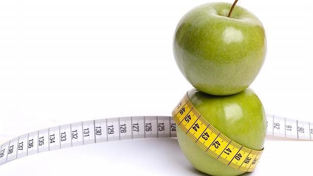 Omenat painonpudotuksessa