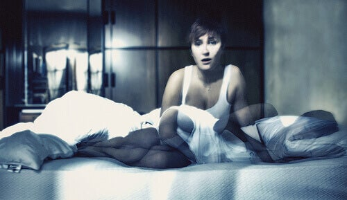Haamu sängyssä