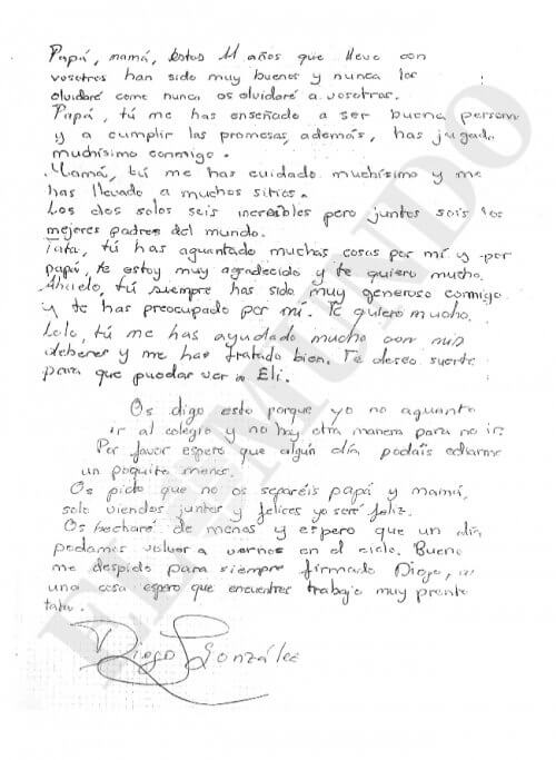 Diegon kirje