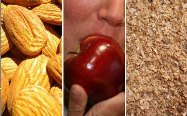 Kuitua sisältävät ruoat auttavat saamaan litteämmän vatsan