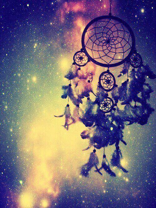 Unisieppari ja tähtitaivas