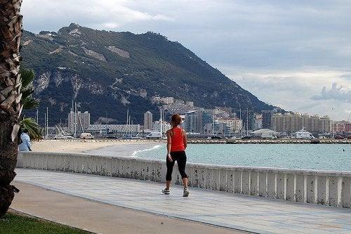 Liikunta meren äärellä