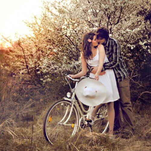 Onnellinen parisuhde