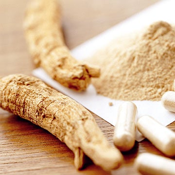 Ginsengkasvia on käytetty jo pitkään hyödyksi sen lääkinnällisten ominaisuuksien vuoksi.