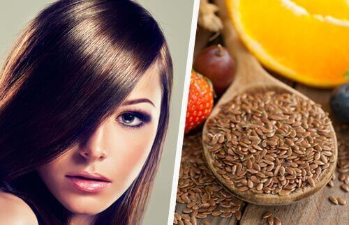 Hiukset ja pellavansiemenet