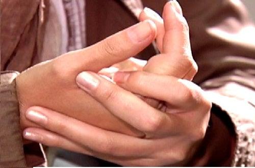 joskus kädet turpoavat