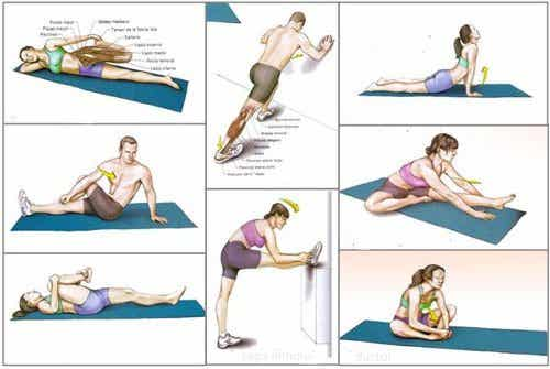 9 parasta venytystä kehonhuoltoon