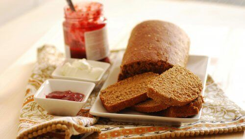 Syö leipää laihdutuskuurilla