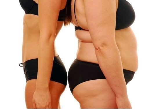 Munasarjat ja ylipaino