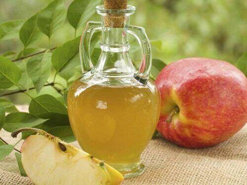 voit käyttää omenaviinietikkaa lukuisiin eri tilanteisiin