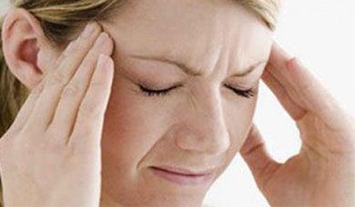 Aneurysma voi aiheuttaa päänsärkyä