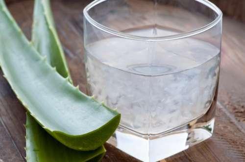 Aloe vera puhdistaa suolistoa