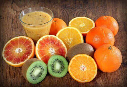 Vitamiinit ehkäisemään nenäverenvuotoa