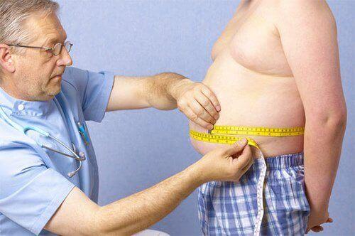 Aivojen verenkierto kohentuu jos pääset eroon ylipainosta