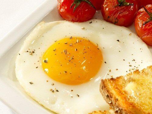 Ruokaa aivoille kananamuna