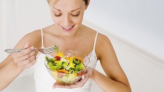 Terveellinen painonpudotus kaipaa terveellistä ruokaa