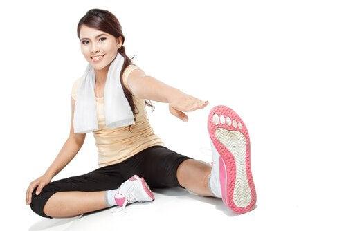 Liikunta auttaa suonikohjujen hoidossa