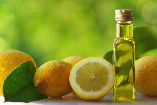 oliiviöljy ja sitruuna ummetuksen lievitykseen