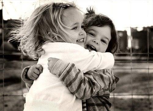 Onnellinen parisuhde on halauksia täynnä