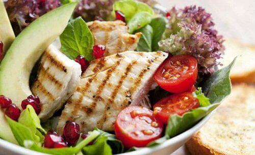 Umpilisäkkeen tulehdus ja terveellinen ruokavalio