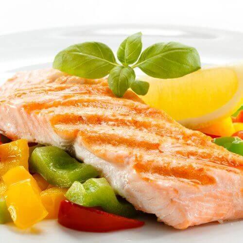 Terve verensokeritaso kalaa syömällä
