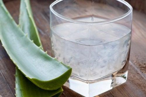 Aloe vera -mehua