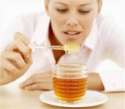iho tulee kuoria hunajalla