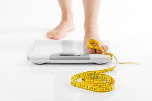 Luusto ja terveellinen paino
