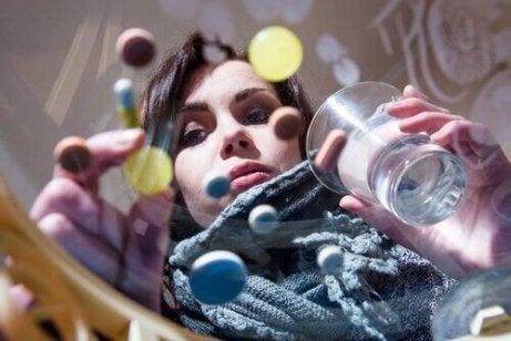 Liiallinen lääkkeiden käyttö ei ole hyväksi munuaisille.