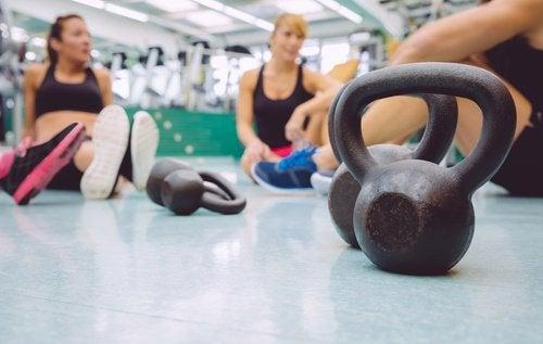 tauko liikunnasta