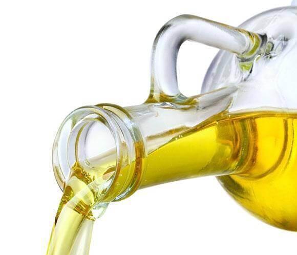 öljy kuorinta iholle