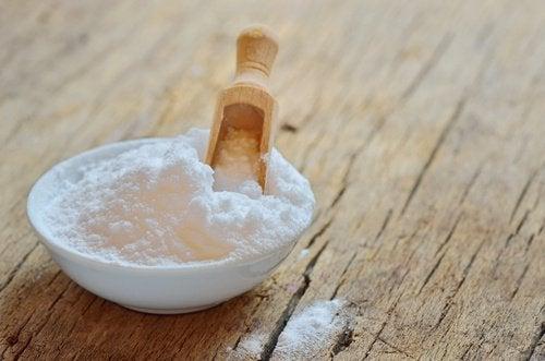 eroon muurahaisista sokerin ja ruokasoodan avulla