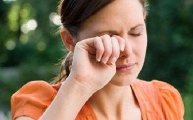Silmien terveys kutittaa