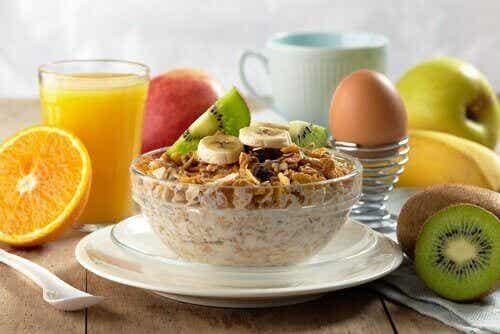 8 hyvän aamiaisen ominaisuutta