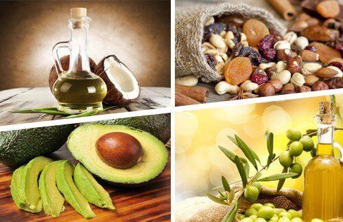 Mistä ruoista saa terveellistä rasvaa?