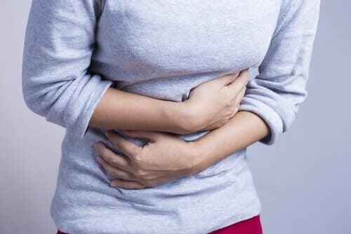 ummetus voi johtua hormonien epätasapainosta