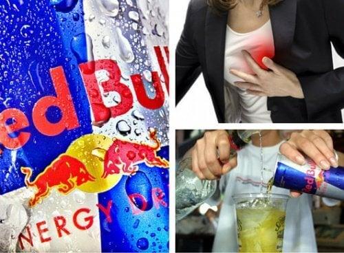 Mikä vaikutus energiajuomilla on kehoon?