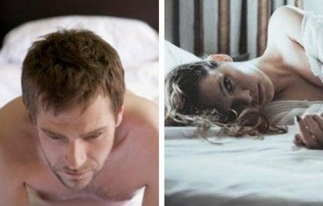 8 merkkiä siitä, että keho kaipaa seksiä